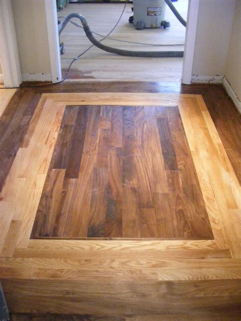 A American Custom Flooring by De Lago Grundl Hardwood Floors Custom American Walnut And