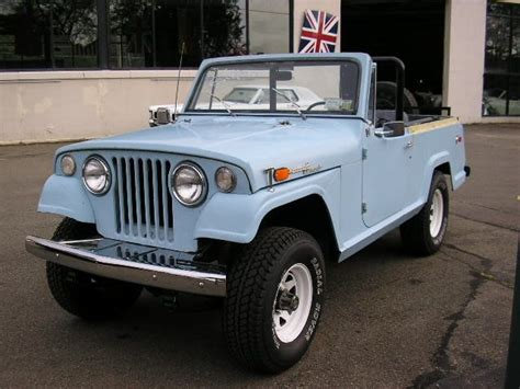Jeep Commando For Sale 1970 Jeepster Commando For Sale Autos Post