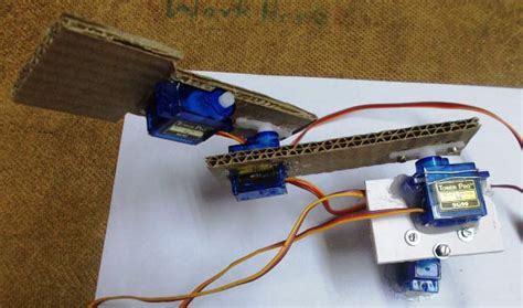 tutorial arduino robotic hand diy arduino robotic arm project with circuit diagram code