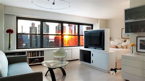 apartment ideas small efficient studio apartment design ideas youtube