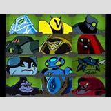 Ben 10 Omniverse Ben 23 Aliens | 480 x 360 jpeg 20kB