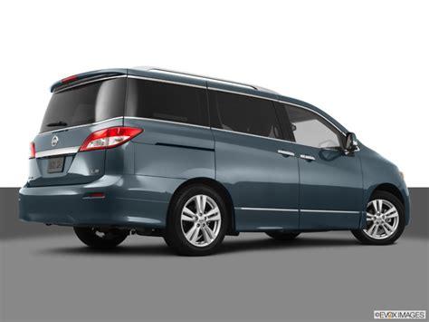 2012 nissan quest minivan