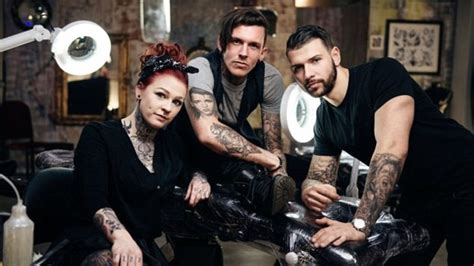 tattoo fixers lou quit tattoo fixers deny allegations that the e4 show is