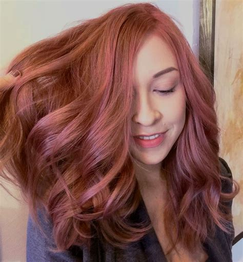 hair coloring formulas for going blonde image result for rose gold and ash hair hair pinterest