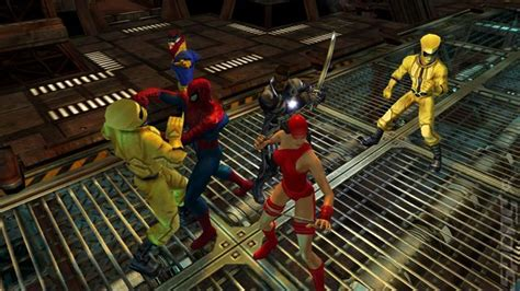 official marvel ultimate alliance 2 character list marvel ultimate alliance 2 official playable char