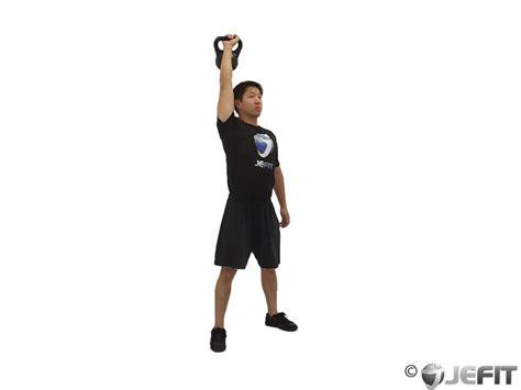 dumbbell swing bodybuilding kettlebell one arm snatch exercise database jefit