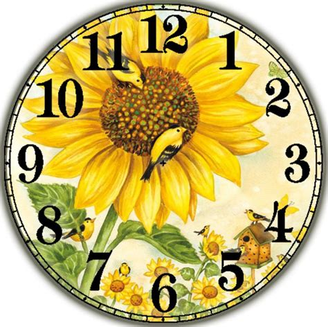 cool clock face for the home pinterest 17 best images about oval and round printables on