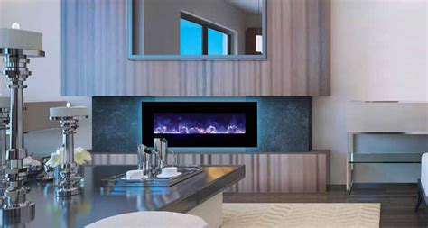 converting to an electric fireplace modern electric