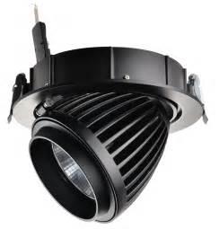 encastry20 luminaire led rond encastrable et orientable