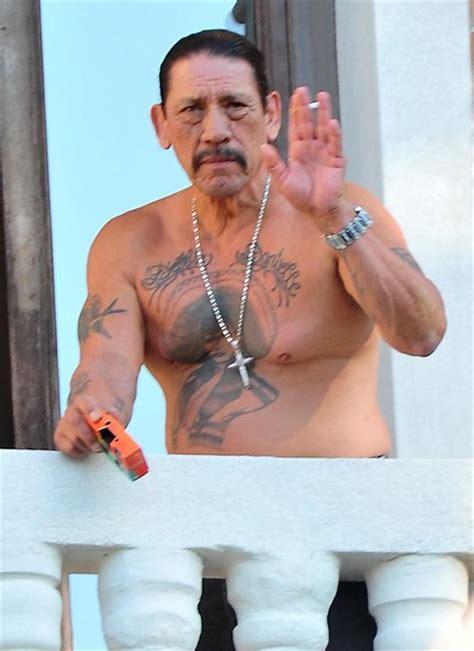danny trejo tattoo danny trejo bird danny trejo looks stylebistro