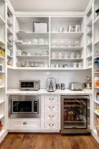 pantry drawers: use the back kitchen for everything breakfast tea coffee and toast