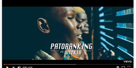 patoranking ft wizkid  kind love official video