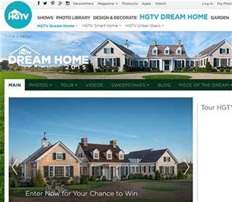 Hdtv Home Giveaway - hgtv 2015 home giveaway swerpstakes rules autos post
