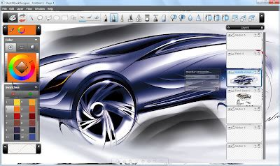 sketchbook untuk pc autodesk sketchbook designer 2012