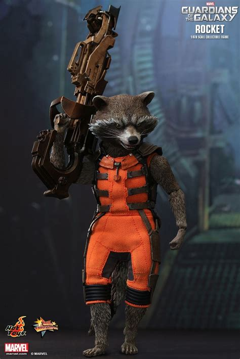 toys rocket raccoon figures photos up for order marvel news