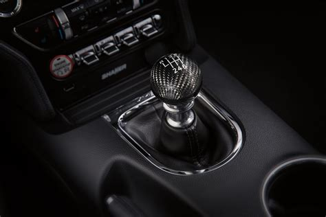 Ford Gear Shift Knob by Shift Knob Carbon Fiber Black For 6 Speed The