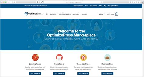 optimizepress templates wordpress marketing templates