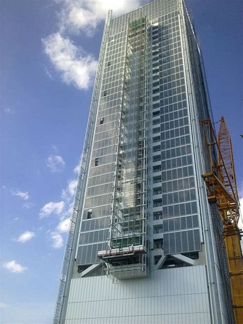 Banca Intesa Sanpaolo Italia by Torino Pronto Il Nuovo Grattacielo Di Renzo Piano Per
