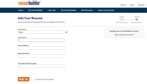 resume titles for careerbuilder