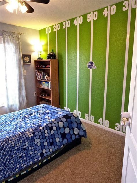 pinterest boys bedroom football boy rooms and tween on pinterest