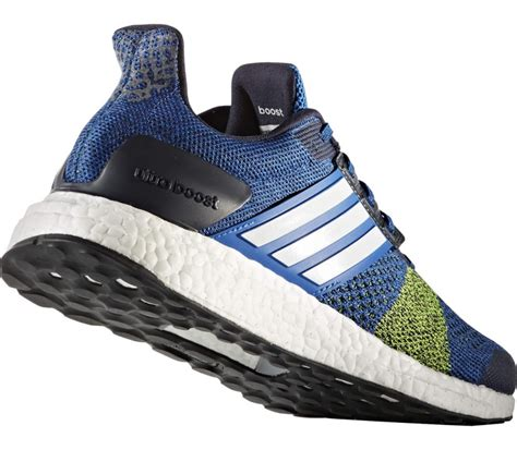 Adidas Ultra Bosst Ac For Mans adidas ultra boost st s running shoes blue yellow