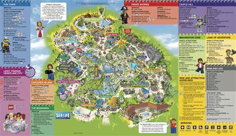 legoland map legoland california address and map california map