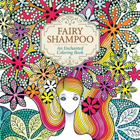 enchanted fairies coloring book books shoo an enchanted coloring book jo su jin