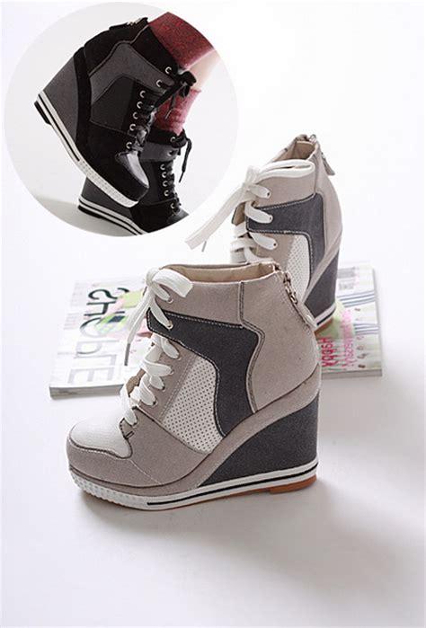high heels and sneakers sneakers high heel