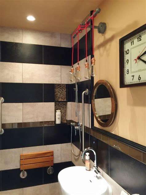 barn light bathroom steunk vanity lighting for bathroom remodel