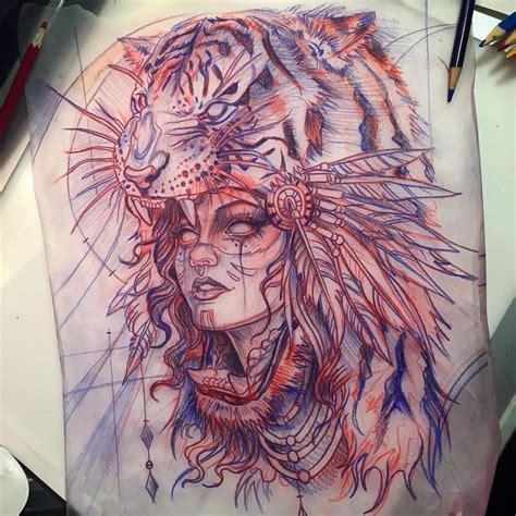 tattoo shop girl job 25 best ideas about headdress tattoo on pinterest