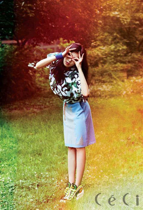 4minute hyuna for ceci magazine septeber issue 15 omona twenty2 blog 4minute s hyuna in ceci august 2014