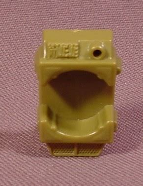 Gijoe 25th Tripwire Mine Detector Hasbro gi joe green mine detector backpack accessory for 1983 tripwire figure hasbro rons