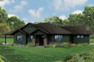 new ranch style homes new ranch house plan the baileyville has craftsman
