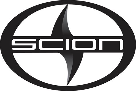 scion logo scion logo vector image 283