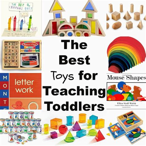 the best toys the best toys for teaching toddlers through play