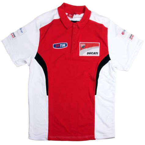 Polo Shirt Ducati Corse ducati corse polo shirt white free uk delivery