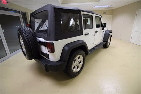 used jeep wrangler albany ny 2015 jeep wrangler unlimited sport 4wd stock 16318 for