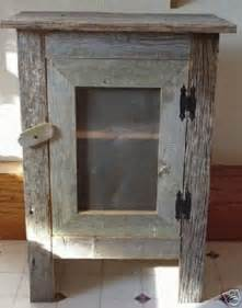 barn wood cabinet this country decor