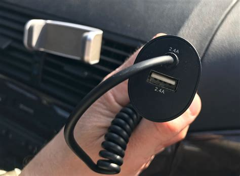 Syncwire Allume Cigare by Test Du Chargeur Auto Avec C 226 Ble Lightning Syncwire 4 8 A Mfi Et Garantie 224 Vie Code Promo 10
