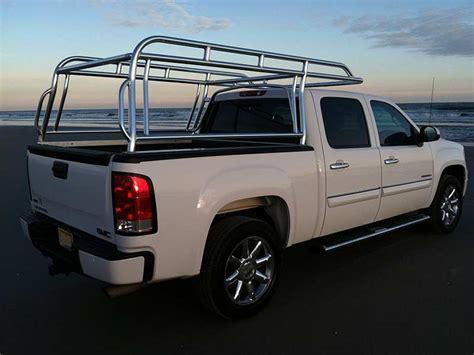 Custom Truck Racks pin custom aluminum truck bed for gmc 2500 hd on
