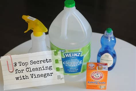 cleaning a bathroom with vinegar 3 top secret tricks for cleaning with vinegar making