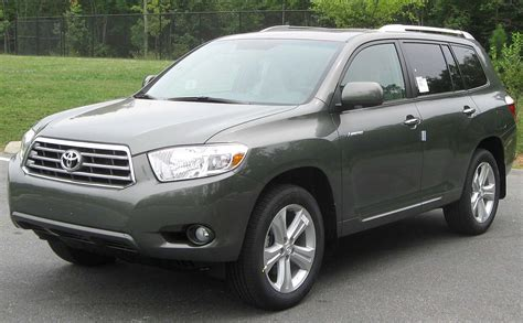 2000 Toyota Highlander World Of Wallpapers World Pictures At One Place Toyota