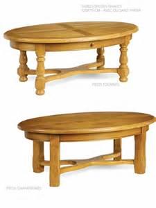 tables basses ovales ou rondes mercier vente table de