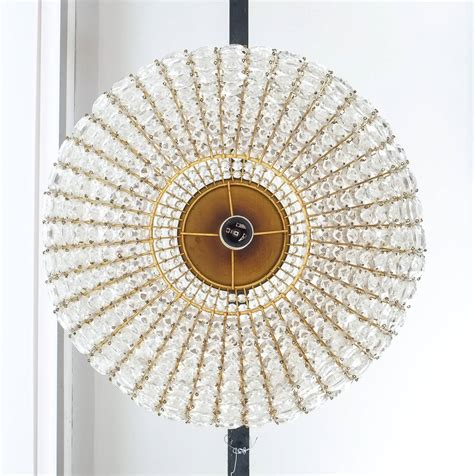 Sphere Shaped Chandeliers Large Shaped Chandelier Austria Circa 1960 For Sale At 1stdibs