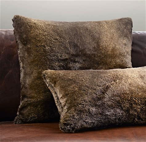 Restoration Hardware Throw Pillows pillows throws restoration hardware home accessories