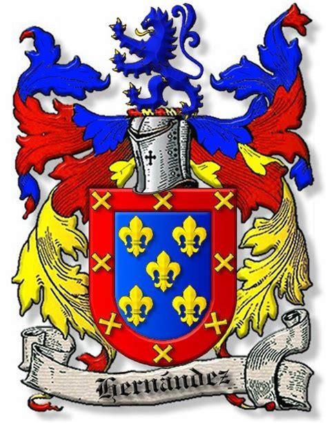 imagenes de la familia hernandez escudos de armas taringa