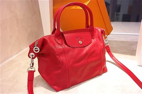 Longch Cuir Small 11 sold longch le pliage cuir small cherry 1512 737 045