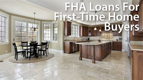 time home buyers guide what is an fha mortgage
