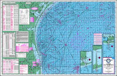 texas gulf coast fishing maps lower gulf of mexico offshore fishing map