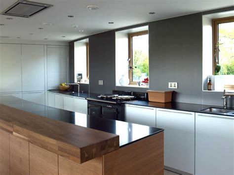 Aga In Modern Kitchen by Aga Style Ovens In A Bulthaup Kitchen